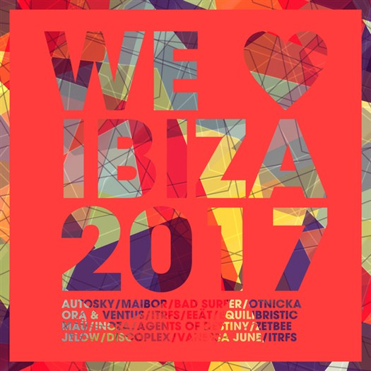 VA - We Love Ibiza 2017