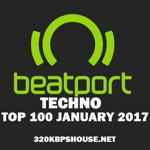 exclusive-TOP-100-TECHNO JANUARY 2017