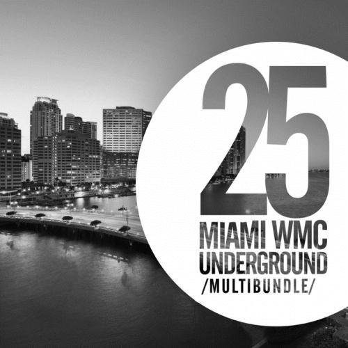 VA - 25 Miami WMC Underground Multibundle (2017)