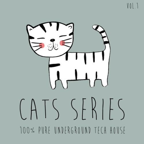 VA - CATS Series Vol 1: 100% Pure Underground Tech House (2017)