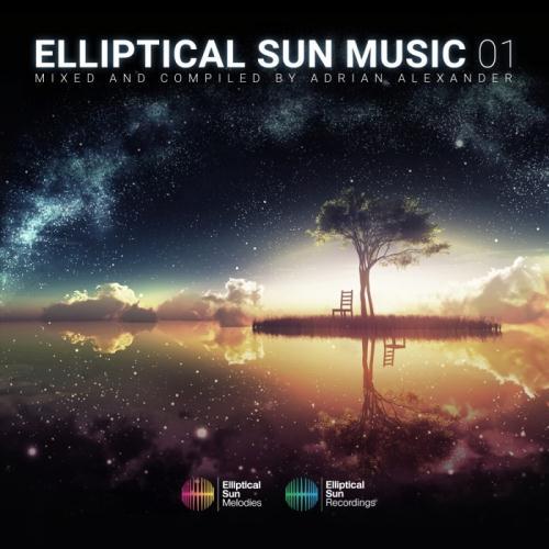 VA - Elliptical Sun Music 01 (unmixed tracks) (2017)