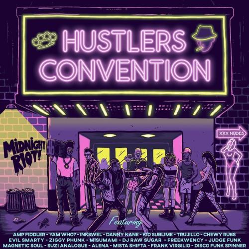 VA - Hustlers Convention (2017)