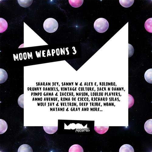 VA - Moom Weapons 03 (2017)