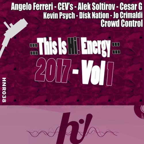 VA - This Is Hi! Energy Vol 1 (2017)