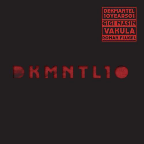 VA - Dekmantel 10 Years 01