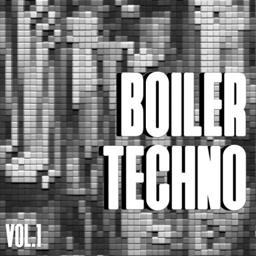 Boiler Room Techno: Boiler Techno Vol 1 (2017)