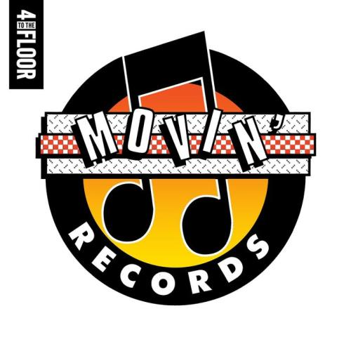 VA - 4 To The Floor Presents Movin Records (2017)