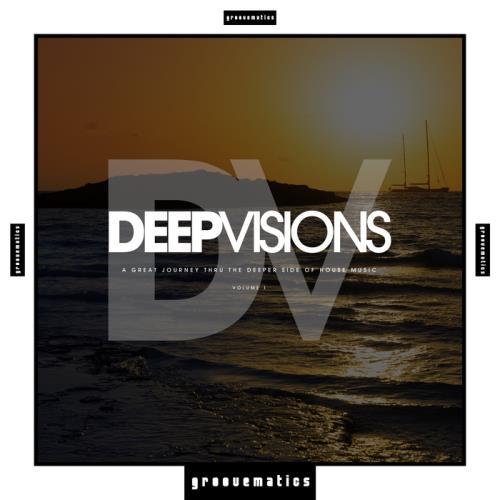VA - Deep Visions Vol 1 (2017)