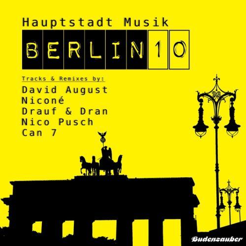 VA - Hauptstadt Musik Berlin Vol 10 (2017)