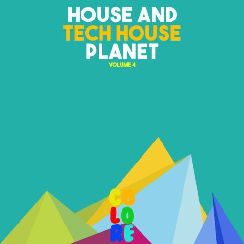 VA - House And Tech House Planet Vol 4 (2017)
