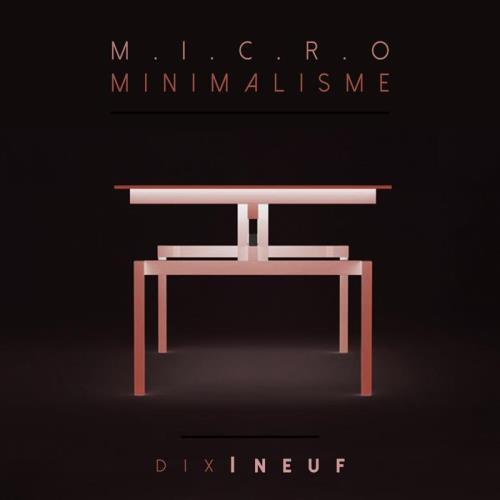 VA - Micro Minimalisme Vol Dix Neuf (2017)