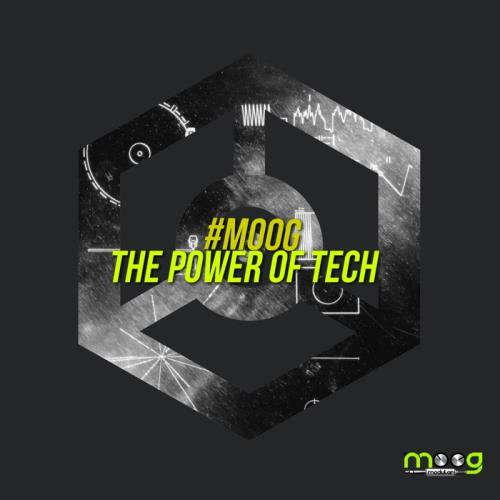 VA - #Moog The Power Of Tech (2017)