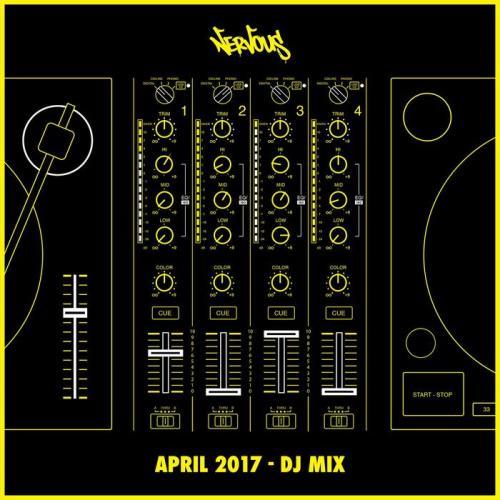 VA - Nervous April 2017 (DJ Mix)
