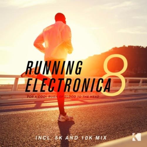 VA - Running Electronica Vol 8 (unmixed tracks)