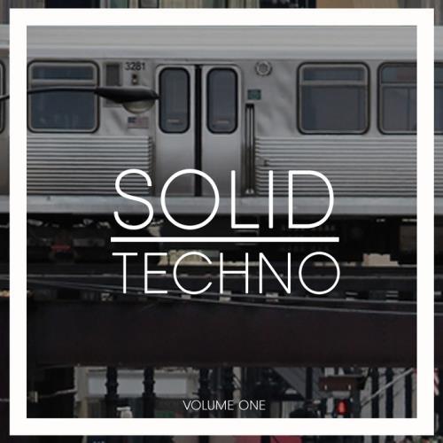 VA - Solid Techno Vol 1 (2017)