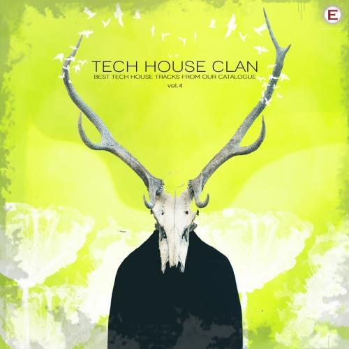 VA - Tech House Clan Vol 4 (2017)
