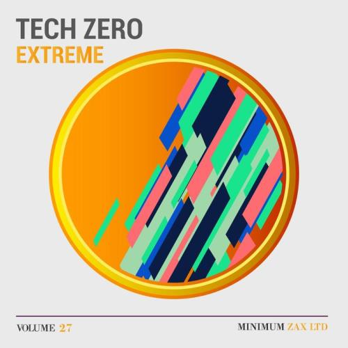 VA - Tech Zero Extreme Vol 27 (2017)