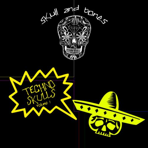 VA - Techno & Skulls Vol 1 (2017)