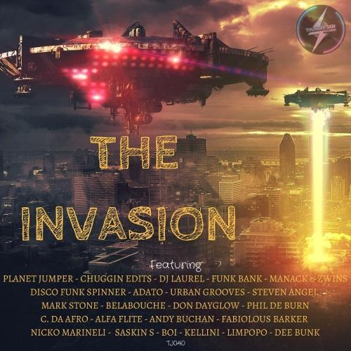 VA - The Invasion (2017)