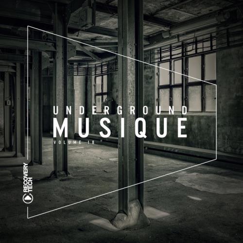 VA - Underground Musique Vol 18 (2017)