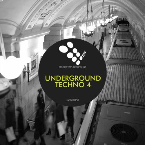 VA - Underground Techno 4 (2017)