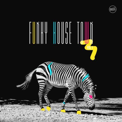 VA - Funky House Town Vol 1 (2017)