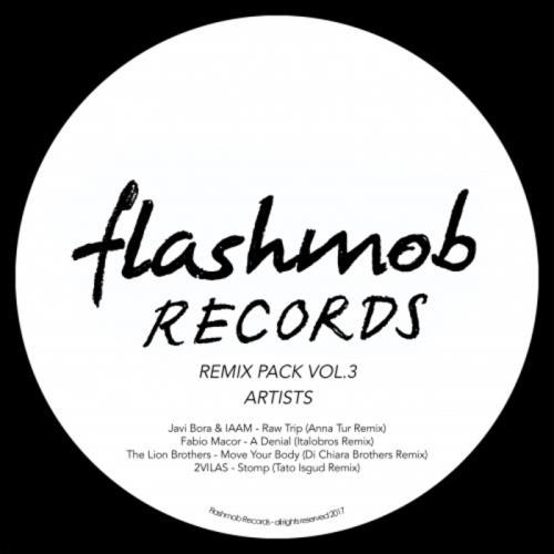 VA - Remix Pack Vol 3 (2017)