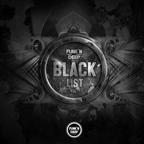 VA - Black List Vol 1 (2017)