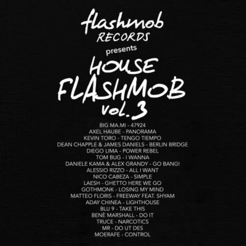 VA - House Flashmob Vol 3 (2017)