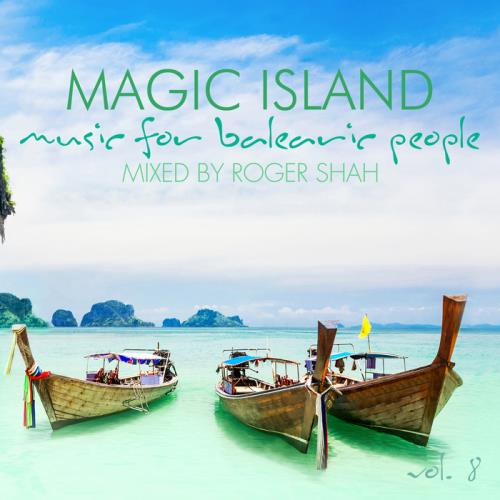 VA - Magic Island   Music For Balearic People Vol 8 (2017)