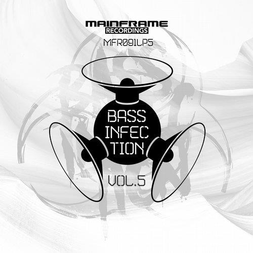 VA - Bass Infection Vol.5 [Mainframe Recordings] (2017)