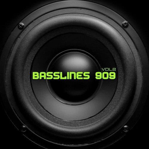 VA - Basslines 909, Vol. 2 [Borderline Audio]