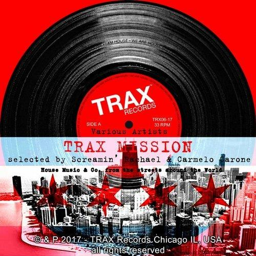 Various - Trax Records - The Next Generation