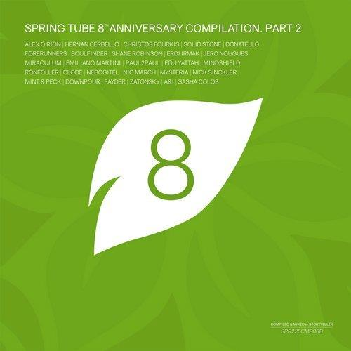 VA - Spring Tube 8th Anniversary Compilation, Pt.2 [Spring Tube]