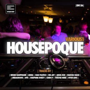 VA - Housepoque, Vol. 1 [Epoque Music]