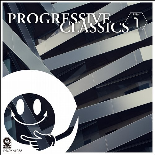 Va progressive classics phase 1 19box recordings for Progressive house classics