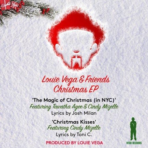 VA - Louie Vega & Friends: Christmas EP [Vega Records]