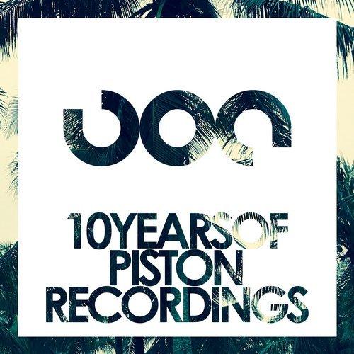 VA - 10 Years Of Piston Recordings [Piston Recordings]