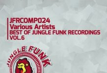 VA - Best Of Jungle Funk Recordings, Vol. 6 [Jungle Funk Recordings]