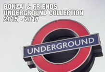 VA - Bonzai & Friends - Underground Collection 2015 - 2017 [Bonzai Progressive]