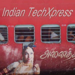 VA - Indian TechXpress [Hot Elephant Music]