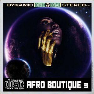 VA - Afro Boutique 3 [Open Bar Music]