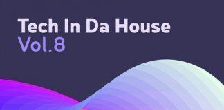VA - Tech in da House, Vol. 8 (A Fine Tech House Selection) [KNM]