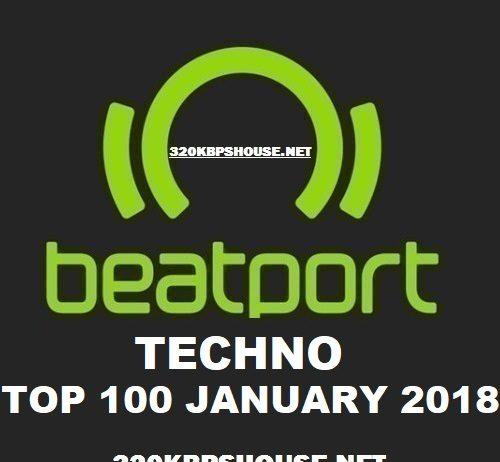 Beatport Techno Top 100 January 2018