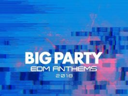 VA - Big Party: EDM Anthems 2018 [Electro Bounce Nation]