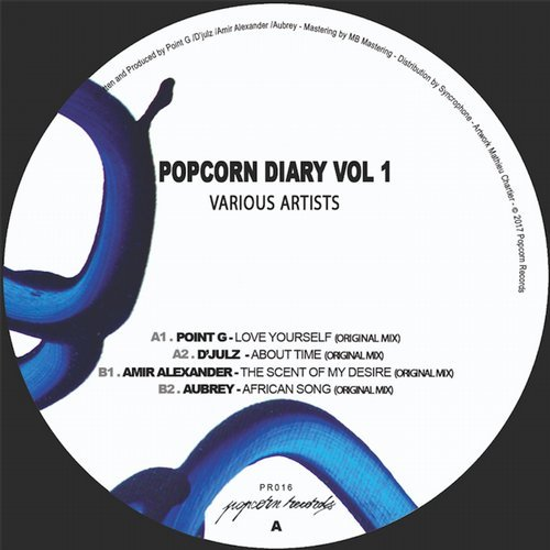 Va popcorn diary vol 1 popcorn records for Top deep house tracks of all time