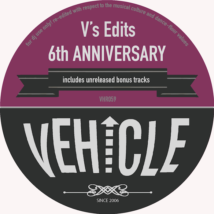 VA - V's Edits 6th Anniversary - [Vehicle]