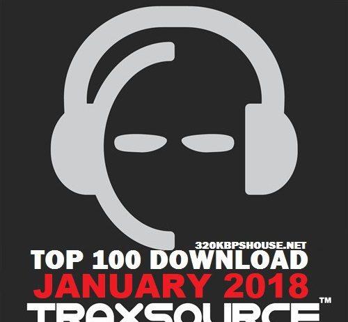 Traxsource Top 100 Downloads JANUARY 2018