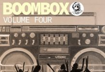 VA - Boombox Vol4 [Anonymous Records LDN]