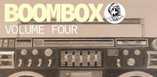 VA - Boombox Vol4 [Anonymous Records LDN]